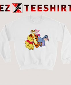 Winnie The Pooh And His Friends Sweatshirt