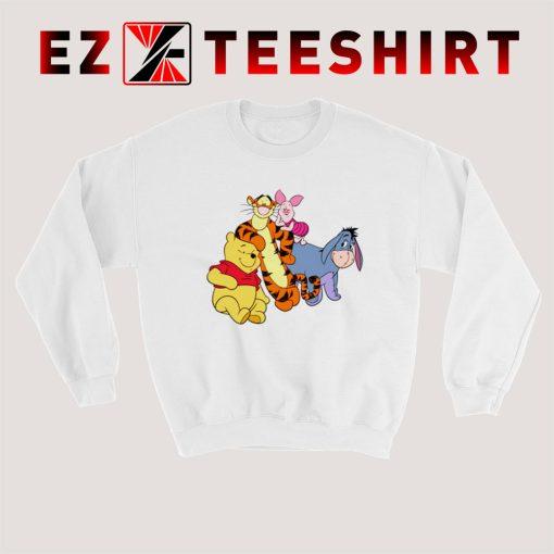 Winnie The Pooh And His Friends Sweatshirt