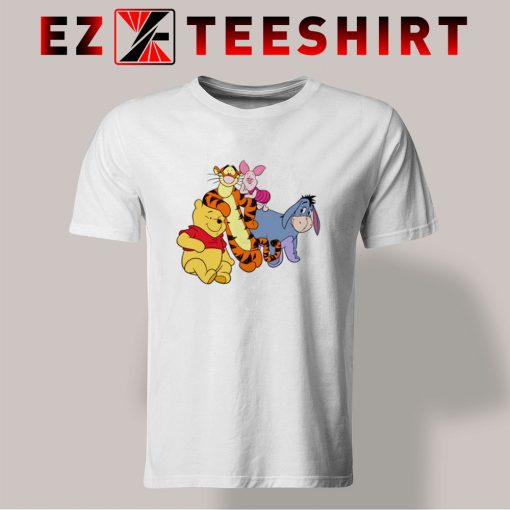 Winnie The Pooh And His Friends T Shirt