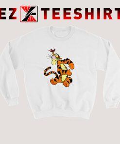 Winnie The Pooh Tigger Sweatshirt
