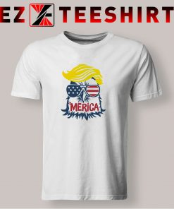Donald Trump Eagle Merica T Shirt
