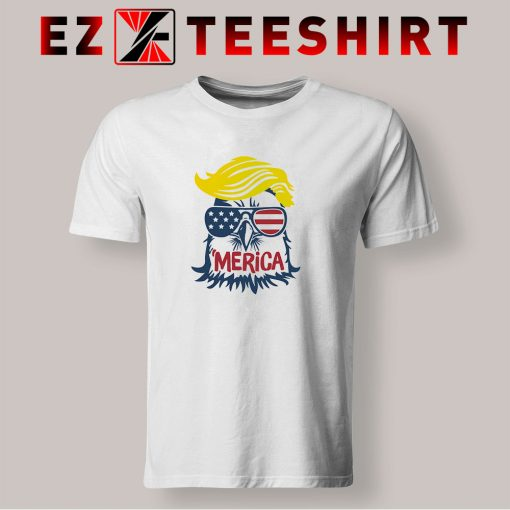 Donald Trump Eagle Merica T Shirt