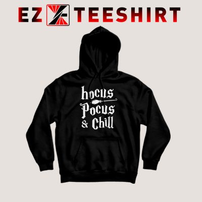 Hocus Pocus And Chill Hoodie 400x400 - EzTeeShirt Ezy Buy Clothing Store