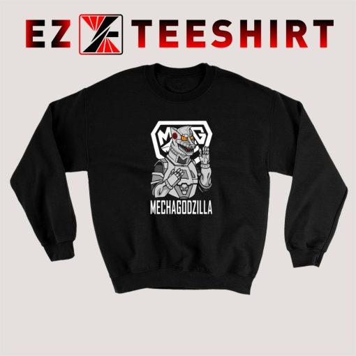 Mechagodzilla Vs Godzilla Sweatshirt