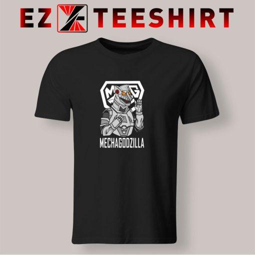 Mechagodzilla Vs Godzilla T Shirt