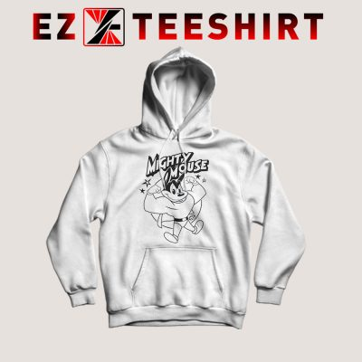Mighty Mouse Hoodie 400x400 - EzTeeShirt Ezy Buy Clothing Store