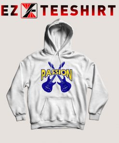 My Passion Is Playing Guitar Hoodie