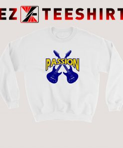My Passion Is Playing Guitar Sweatshirt