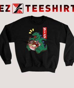 Ramenzilla Sweatshirt 247x296 - EzTeeShirt Ezy Buy Clothing Store