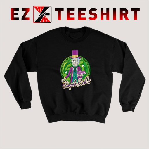 Simple Rick's Waffers Sweatshirt