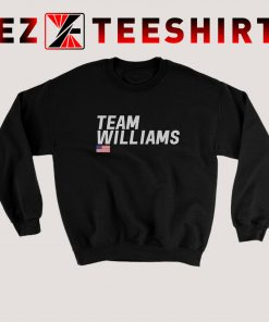 Team Williams Sweatshirt