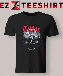 Tupac Birds T Shirt