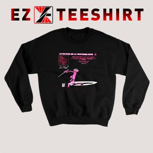 Lil Peep Pink Panther Sweatshirt