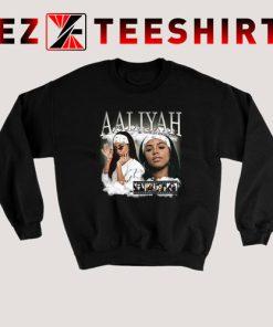 Aaliyah 90s Vintage Sweatshirt