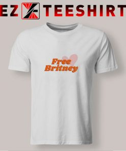 Free Britney Spears T Shirt