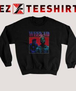f2 The Weeknd Vintage Sweatshirt 247x296 - EzTeeShirt Ezy Buy Clothing Store