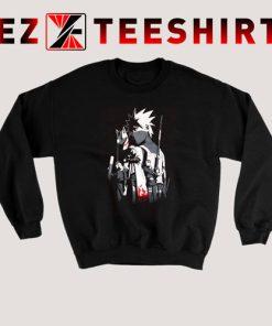 Naruto Kakashi Story Sweatshirt