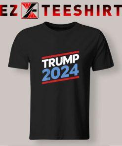 Slogan Trump 2024 T Shirt