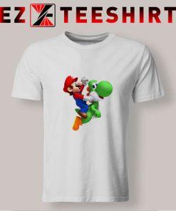 Super Mario Graphic T Shirt
