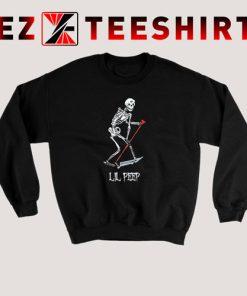 Lil Peep Skeleton Sweatshirt