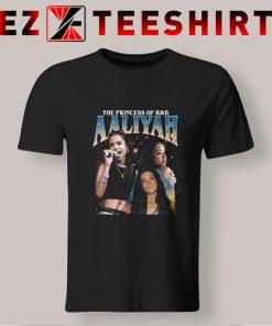 Princess Aaliyah T Shirt