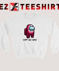 Among Us Joker Sweatshirt