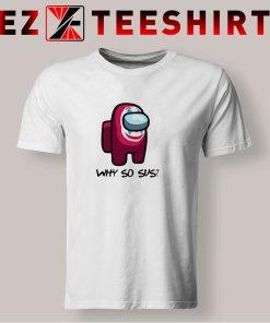 Among Us Joker T Shirt