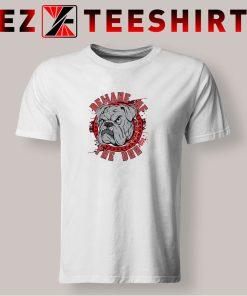 Beware Of The Dog T Shirt