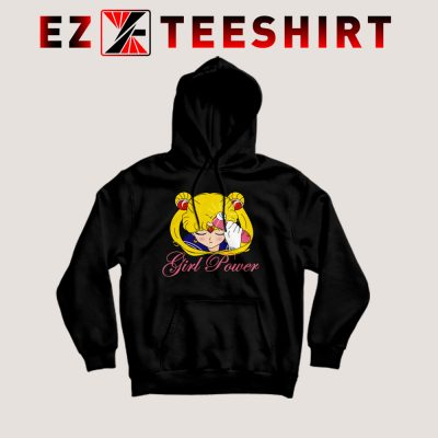 Girl Power Sailor Hoodie 400x400 - EzTeeShirt Ezy Buy Clothing Store