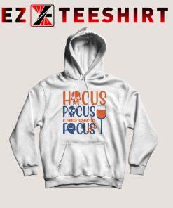 Hocus Pocus Focus Hoodie