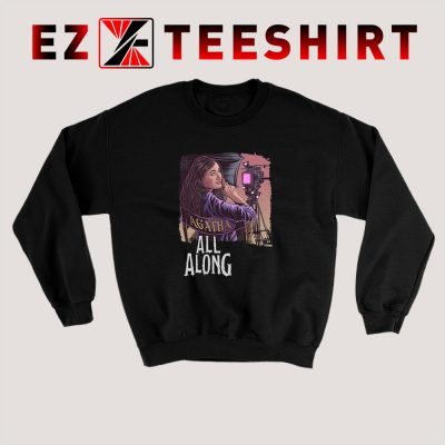 It Was Agatha All Along Sweatshirt 400x400 - EzTeeShirt Ezy Buy Clothing Store