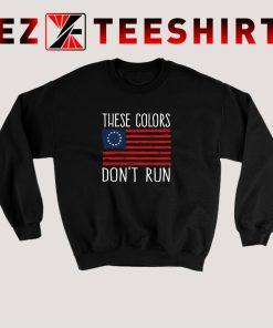 Rush Betsy Ross Limbaugh Flag Sweatshirt