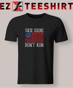 Rush Betsy Ross Limbaugh Flag T Shirt