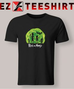 Schwifty Patrol Rick And Morty T Shirt