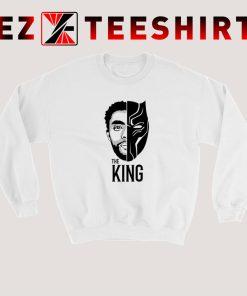 The King Black Panther Sweatshirt