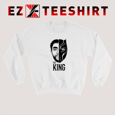 The King Black Panther Sweatshirt 400x400 - EzTeeShirt Ezy Buy Clothing Store