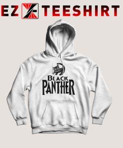 Black Panther Cat Hoodie