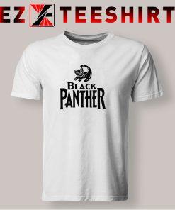 Black Panther Cat T Shirt