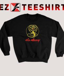 Cobra Kai No Mercy Sweatshirt