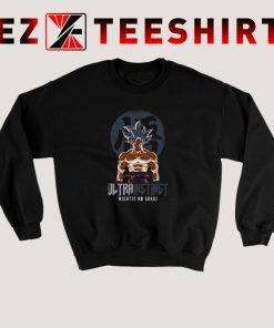 Dragon Ball Ultra Instinct Sweatshirt