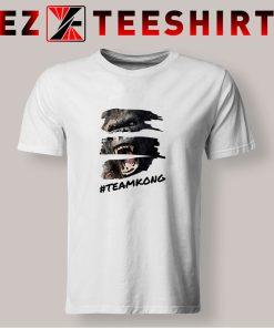 Kong Team vs Godzilla Team T Shirt