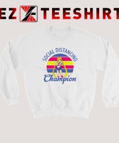 Sailor Moon Social Distancing Sweatshirt