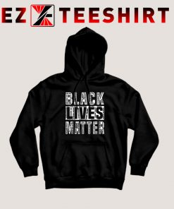 Black Lives Matter George Floyd Quote Hoodie