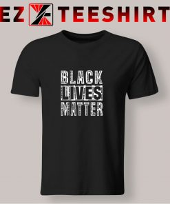 Black Lives Matter George Floyd Quote T Shirt