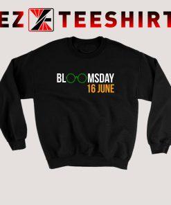 Bloomsday James Joyce Sweatshirt