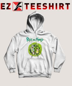 Rick Sanchez And Morty Smith Hoodie