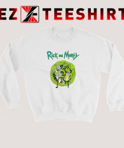 Rick Sanchez And Morty Smith Sweatshirt