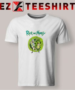 Rick Sanchez And Morty Smith T Shirt
