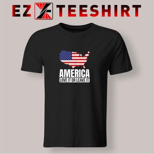 All American Dad Patriotic T Shirt