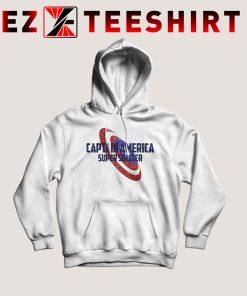 Captain America Super Soldier Hoodie